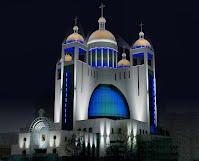 Київ. Патріарший Собор  Греко-Католицькоі Церкви